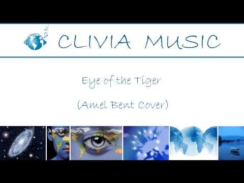 Amel Bent, Sarah Engels - Eye of the Tiger (Clivia Music Cover, 2012)