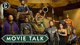 Black Panther: First Reviews Hit Web - Movie Talk