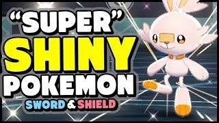 The Two Different Types Of SHINY POKEMON In Sword and Shield