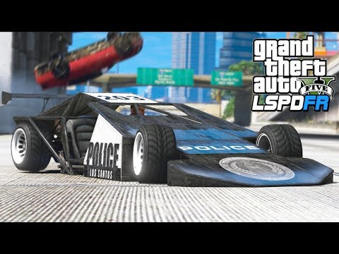 Cops LOVE the NEW Police Ramp Buggy!! (GTA 5 Mods - LSPDFR Gameplay) thumbnail
