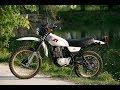 Yamaha XT 250 off road (new video)