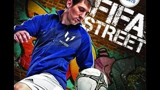 FIFA Street Unboxing & Gameplay (UK) (PS3)