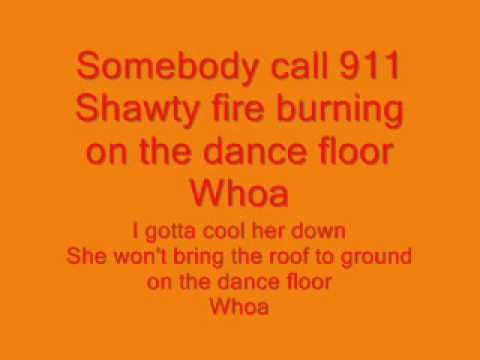Fire Burning On The Dance Floor Sing-A-Long