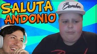 SALUTA ANDONIO - PARODIA