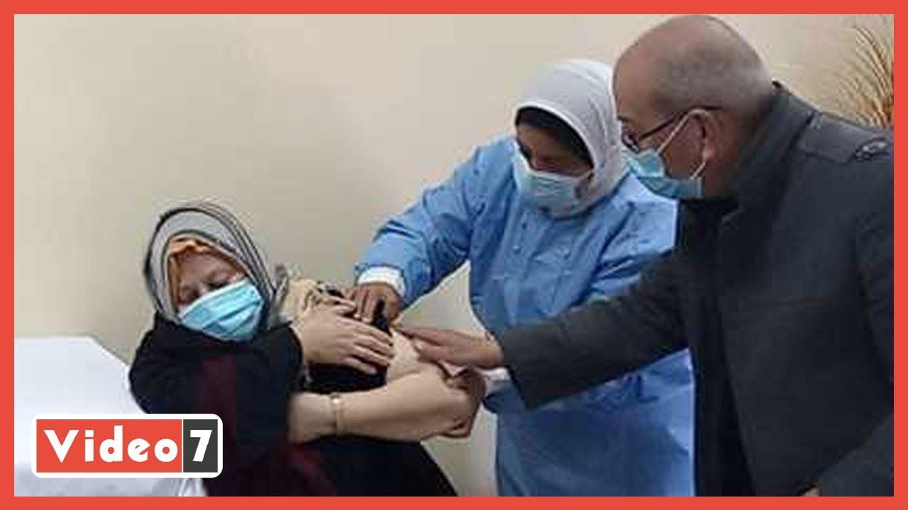 أهالي شمال سيناء يتلقون التطعيم ضد فيروس كورونا  - نشر قبل 5 ساعة