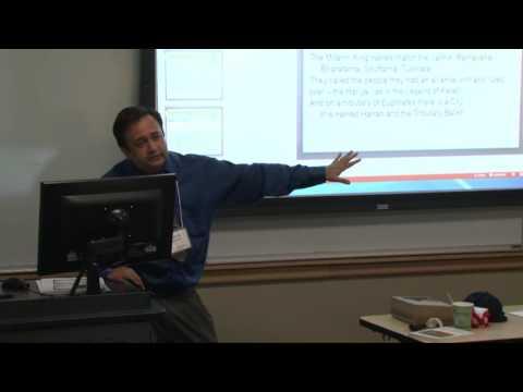 AAR Regional Presentation - Purano Vedic Abraham - Who is El Shaddai?