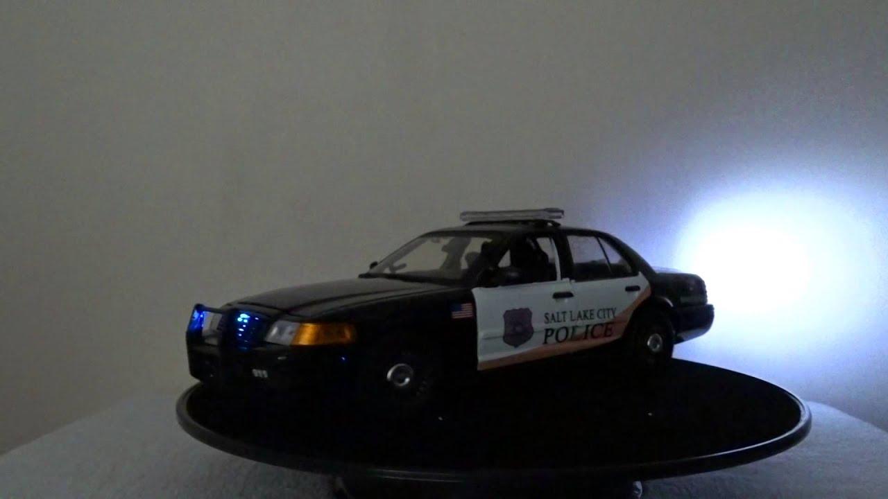 SALT LAKE CITY UTAH POLICE DEPARTMENT FORD CROWN VICTORIA ...