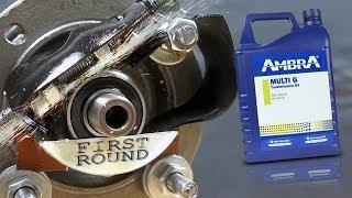 Ambra Multi G 10W30 Jak skutecznie olej przekładniowy chroni skrzynie?