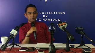 Sidang Media Hafiz Hamidun