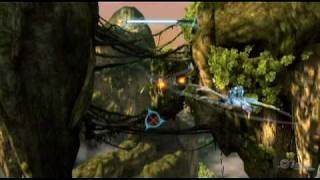 Avatar: The Game: Banshee Gameplay