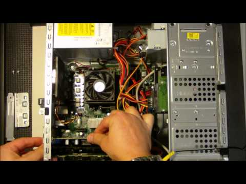 Video Card Installation - EVGA GT 240
