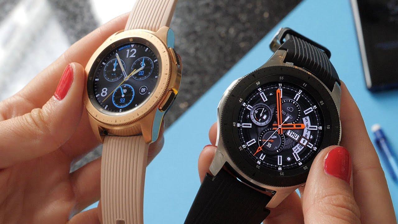 Samsung Galaxy Watch Zifferblätter
