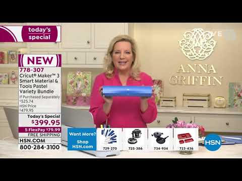 HSN | Paper Crafting featuring Cricut 08.23.2021 – 09 AM