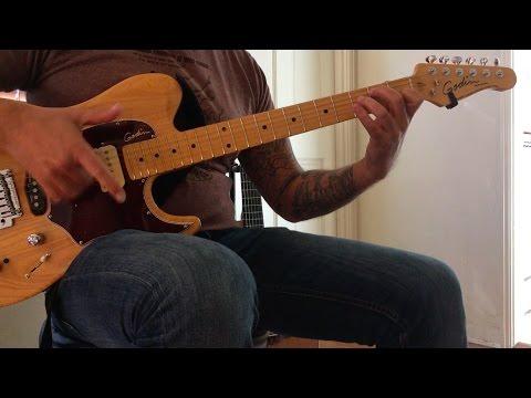 Electric Flamenco Guitar - Ben Woods - Tomatito's 'Caminillo Viejo' - Godin Guitar