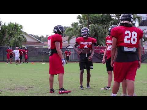 Coach Carlisle- Cooper City High School