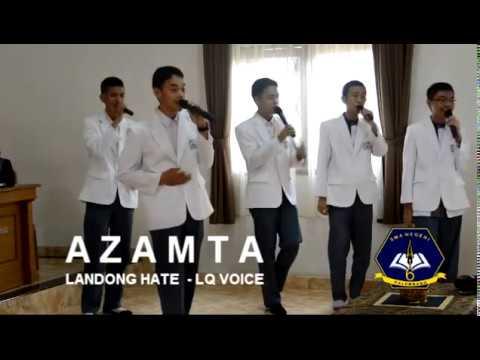 AZAMTA - Obat Hati (Landong Hate) By LQ Voice