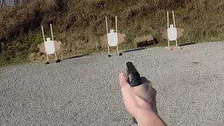 Uspsa 3  (shooters View)  12/7/14