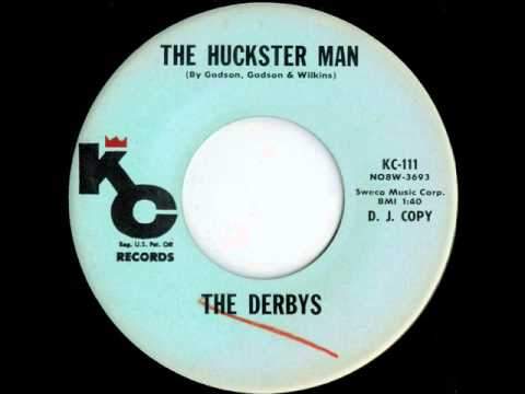 Derbys - the huckster man