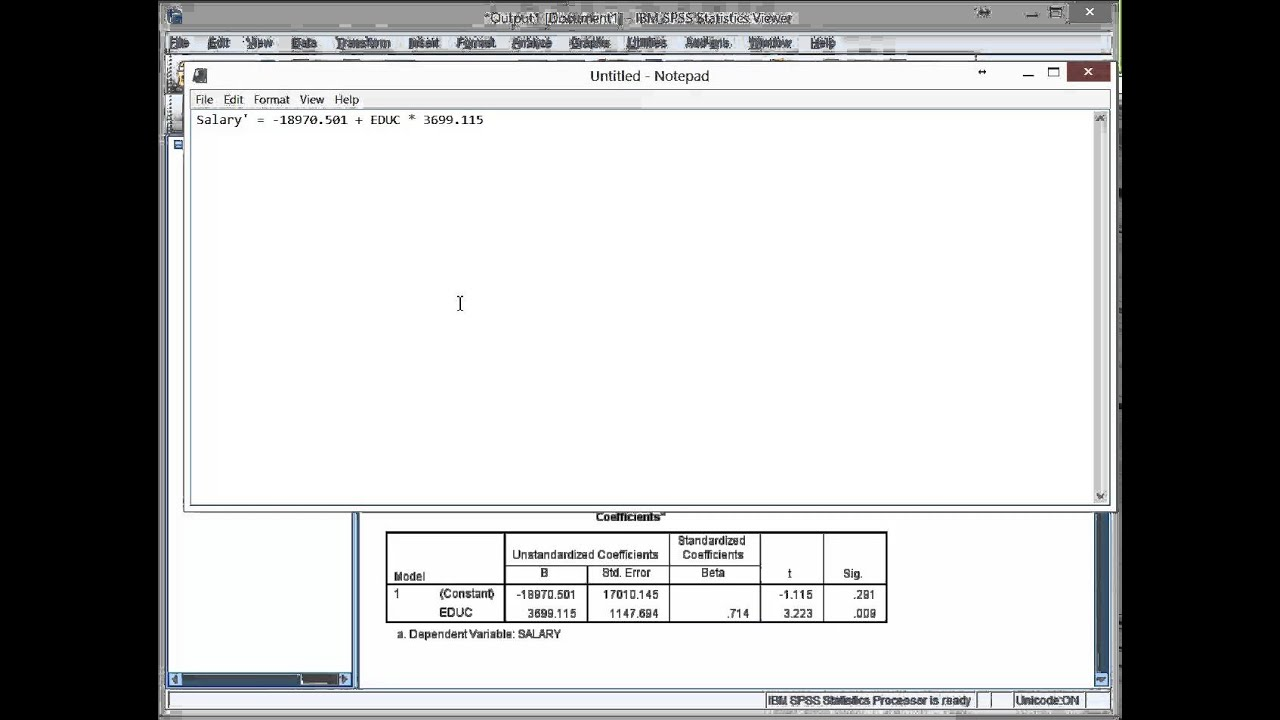 How to Use SPSS®: A Step-By-Step Guide to Analysis and