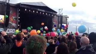 30 seconds to mars.. This is war live at download festival 2013