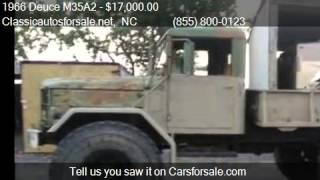 1966 Deuce M35A2  for sale in Nationwide, NC 27603 at Classi #VNclassics