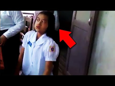 Top 10 Real paranormal activity And Ghost Caught On Tape At Schools