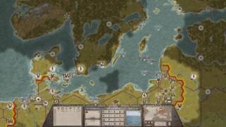 Commander The Great War- Central Powers Privileged AI Game play Full Game