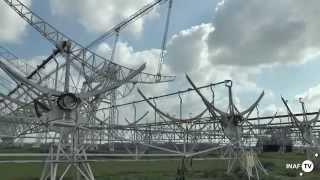La Croce del Nord, mezzo secolo di radioastronomia italiana