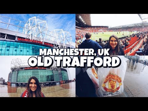 Europa 3: MANCHESTER, UK | MAN UNITED, OLD TRAFFORD