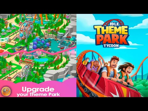 Idle Theme Park Tycoon - Recreation Game : Money Mod : Download APK