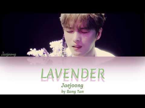 Jaejoong (ジェジュン) – LAVENDER  [Color Coded Lyrics](Kan/Rom/Eng) Full Version