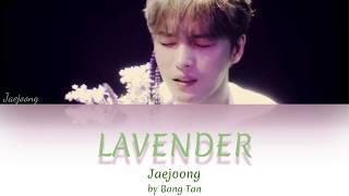 Jaejoong (ジェジュン) ? LAVENDER  [Color Coded Lyrics](Kan/Rom/Eng) Full Version