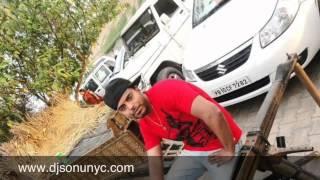 DJ Sonu Dhillon-  Satwinder Bugga - Jinne Dukh -  Punjabi Sad Song New 2012