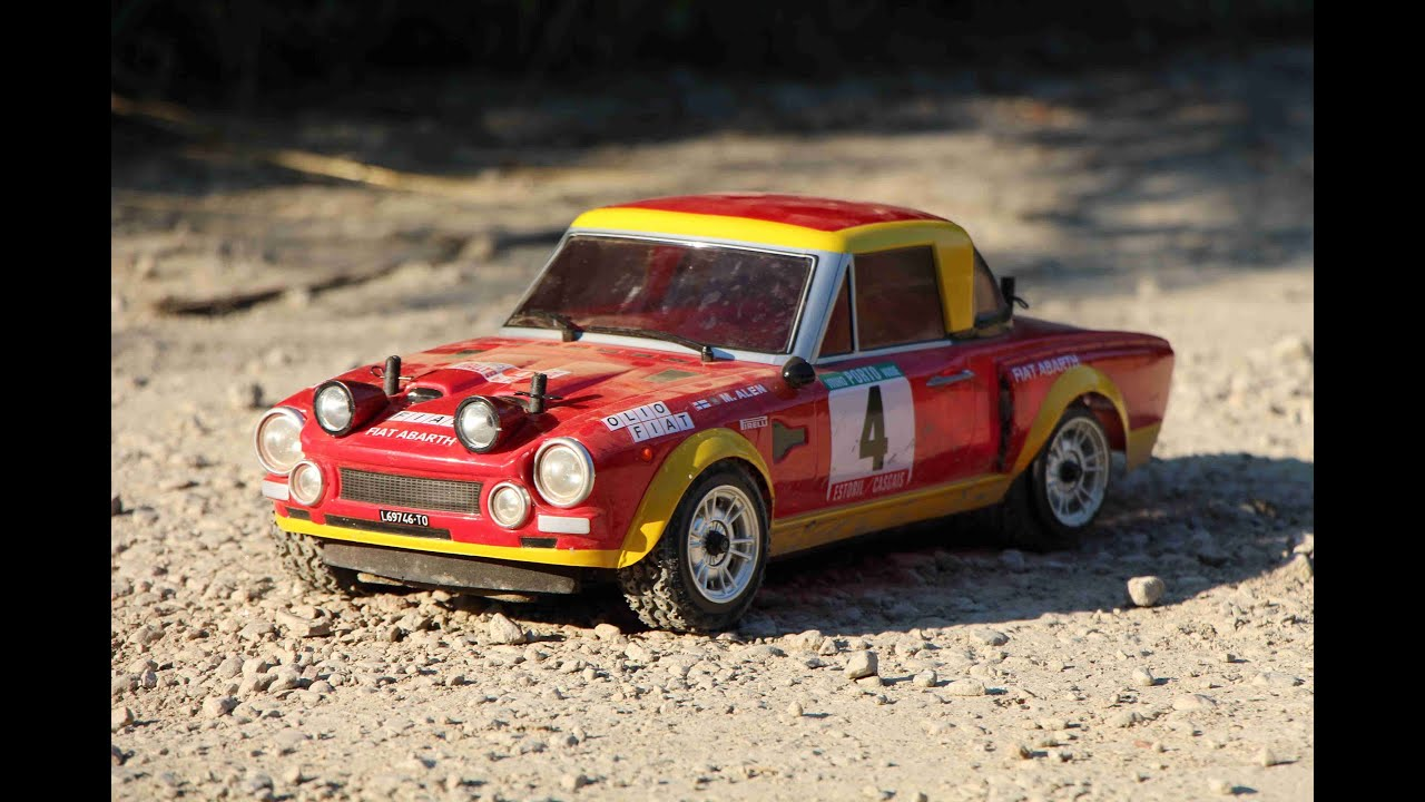 Fiat Abarth 124 131