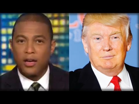 Thumbnail: WHOA! CNN'S DON LEMON JUST WENT INSANE! LOOK AT THE IDIOTIC THING HE JUST DID TO TRUMP