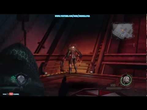 Resident Evil Operation Raccoon City T-103 Boss Battle