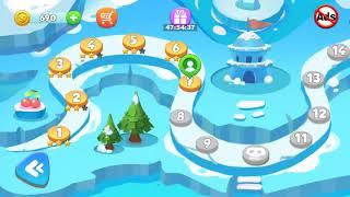 Penguin Run Walkthrough , Adventure, Platform Jumping Game, Android Gameplay - Friction Games