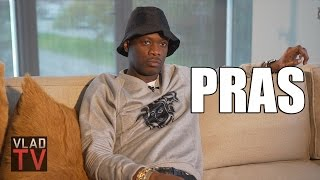 Pras on Lauryn Hill Being Late for Shows, No Fugees Reunion