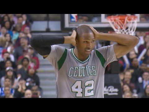 DeMar DeRozan 41 Pts 13 Rebs! Gerald Green Mean Alley Oop! Celtics vs Raptors