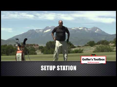The Golfer's Toolbox Golf Training Equipment