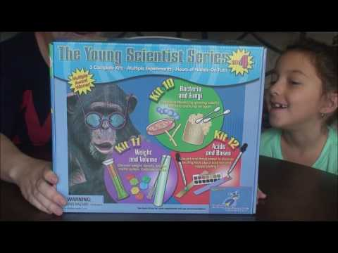 Young Scientist Weight and Volume How to Make a Spring Scale