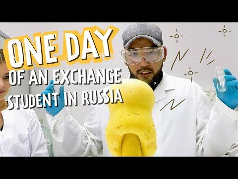My Life In Russia: What It Feels To Be An Exchange Student In Russia's Siberia?