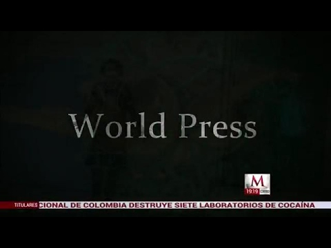 Ganadores del premio World Press Photo 2016