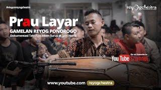 Prau Layar Versi Gamelan Reyog Ponorogo