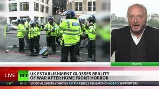 Woolwich Message: UK faces grim legacy of