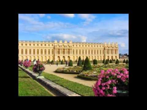 La Cour Du Roi Louis XIV Versailles