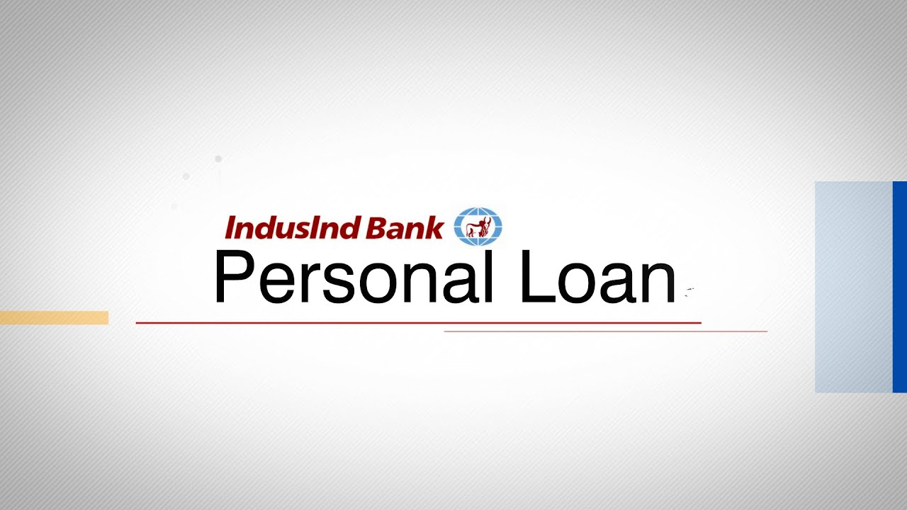 How To Apply For A Indusind Personal Loan On Bankbazaar Com Youtube