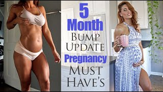 5 Months Pregnancies  Obsession's | Baby Bump Update