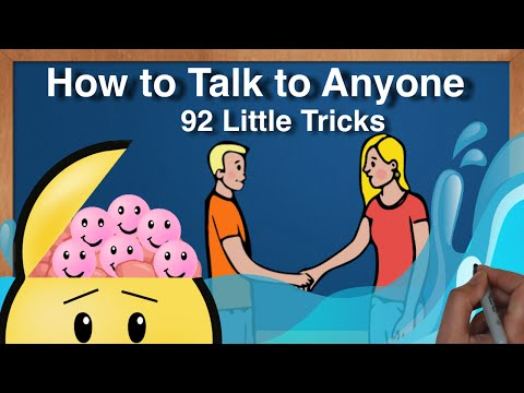 How to Talk to Anyone: 92 Little Tricks by Leil Lowndes