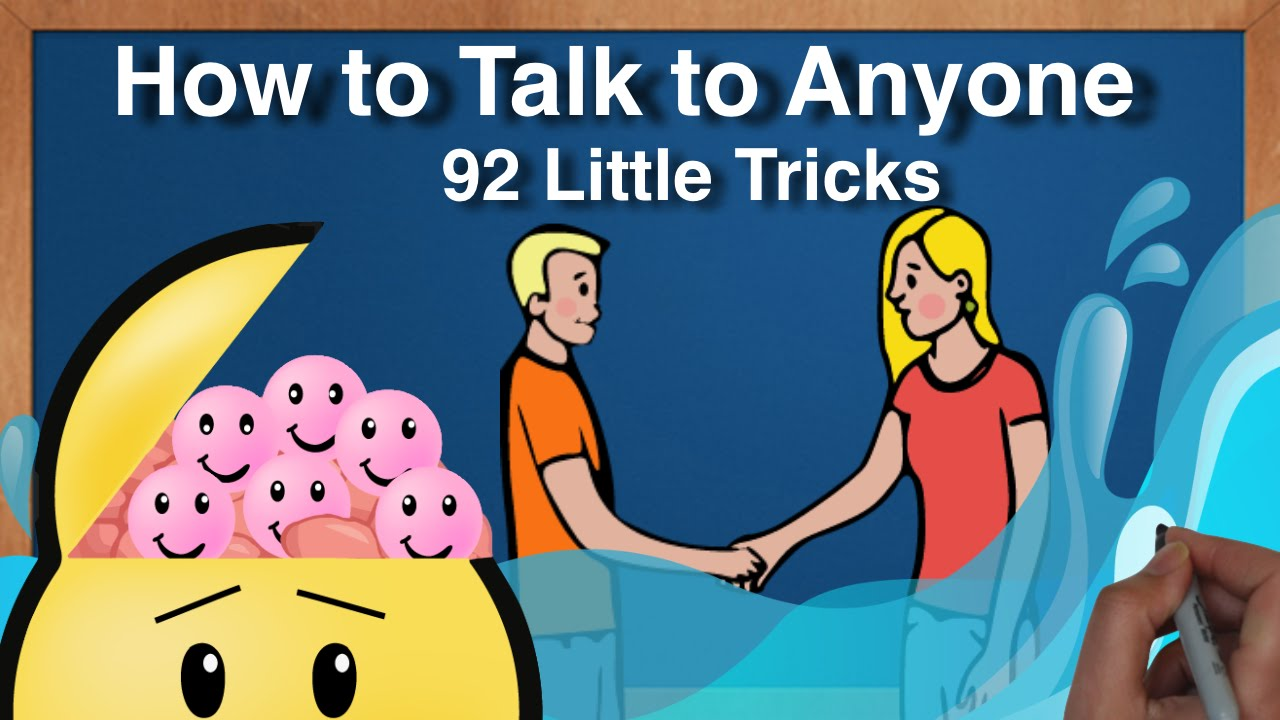 Image result for 92 ways to talk to anyone